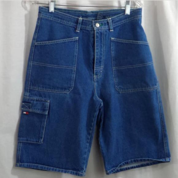 Tommy Hilfiger Other - Vintage Boys Tommy Hilfiger Jean Shorts 20